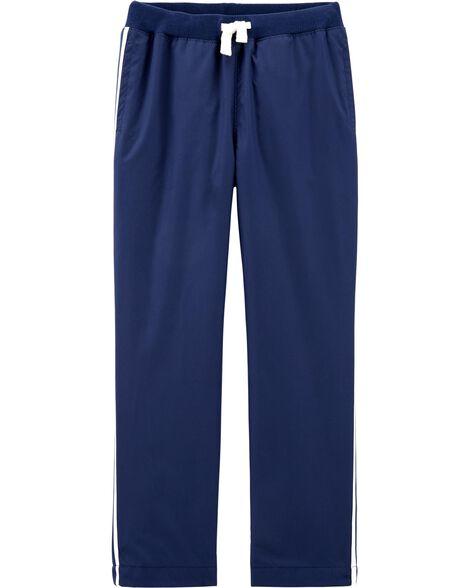 01dad1a23 Pull-On Poplin Pants | Carters.com