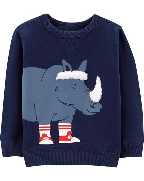 Rhino Fleece Sweatshirt