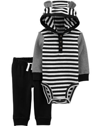 Carters Baby Boy Baseball MVP 3pc Set Outfit Size NB 3 6 9 12 18 24 Months NWT