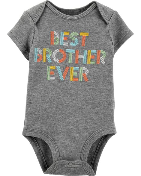 Best Brother Collectible Bodysuit