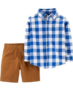 2e7751349 Toddler Boy New Arrivals Clothes & Accessories | Carter's | Free ...