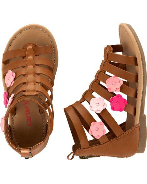 0856065921b Carter s Gladiator Sandals ...