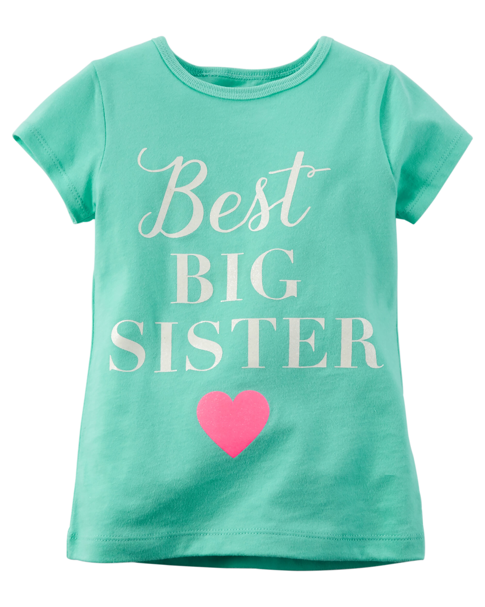 Shop for toddler big sister outfit online at Target. Free shipping on purchases over $35 and save 5% every day with your Target REDcard. buy online & pick up. Toddler Girls' Sister Short sleeve T - Shirt - Just One You® made by carter's Mint. Just One You made by carter's. out of 5 stars with 67 reviews. $