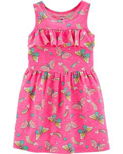 dea182870 Toddler Girls Dresses & Rompers| Carter's | Free Shipping
