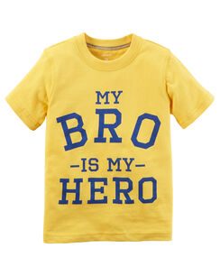 Bro Is My Hero Tee