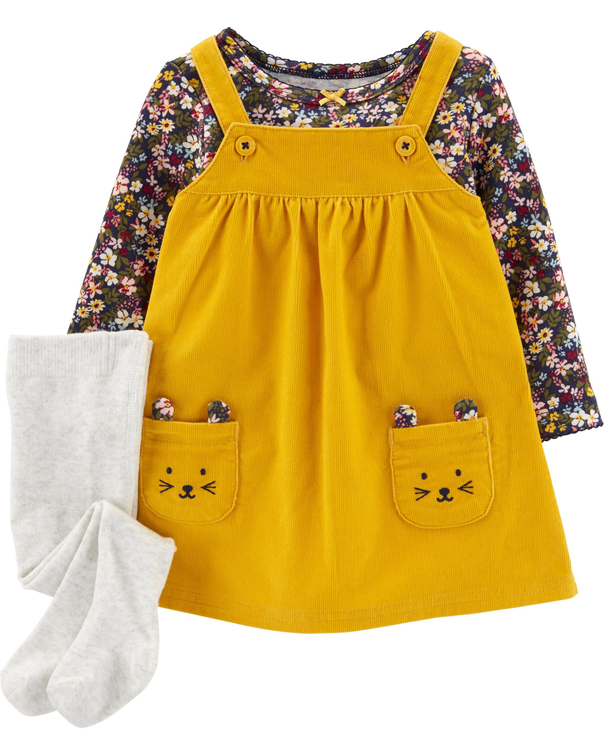 Asisol Baby Girls Shorts Sets Infant Girl White Lace Tank Tops Dots Yellow Short Pants 2pcs Summer Outfit