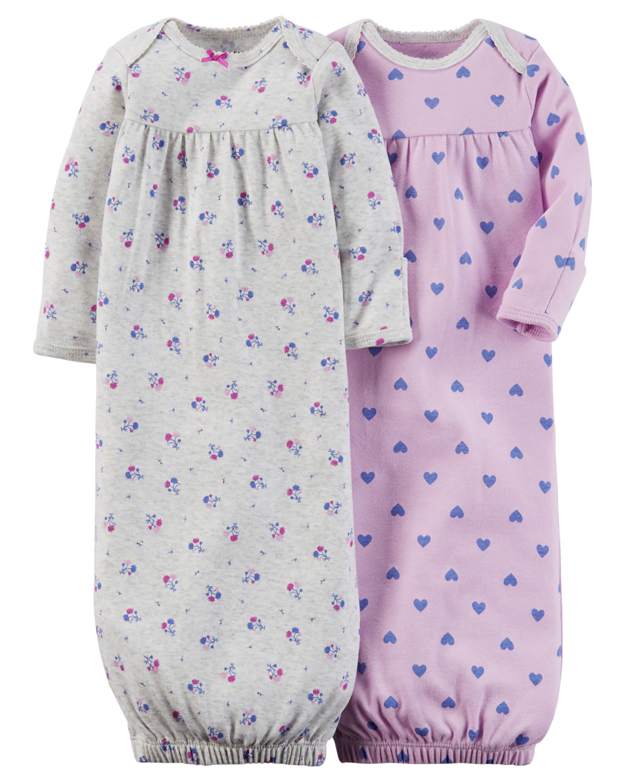 2-Pack Sleeper Gowns | Carters.com