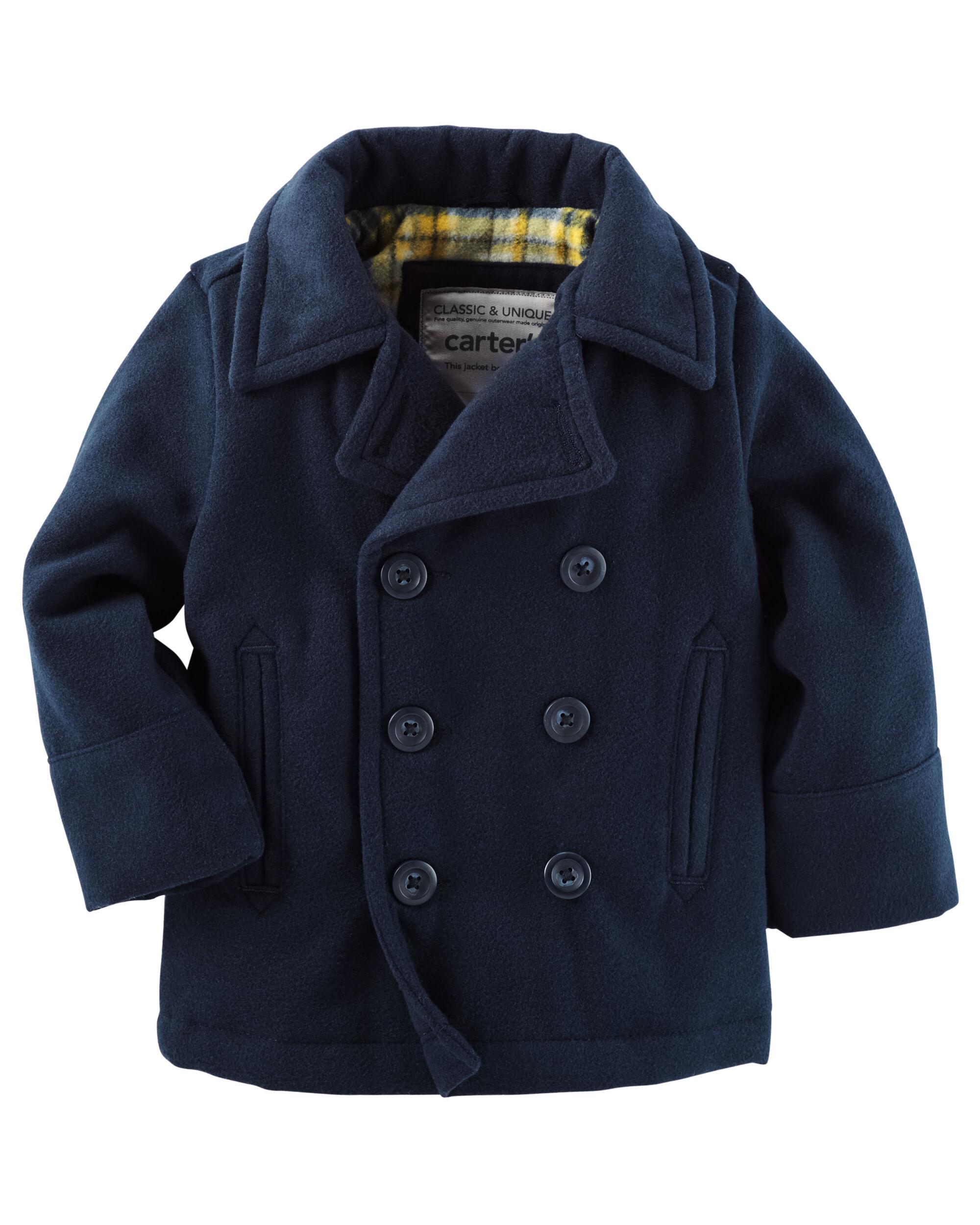 Boys Pea Coats Fashion Women S Coat 2017