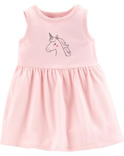 5bb11343260ab Baby Girl Dresses & Rompers | Carter's | Free Shipping