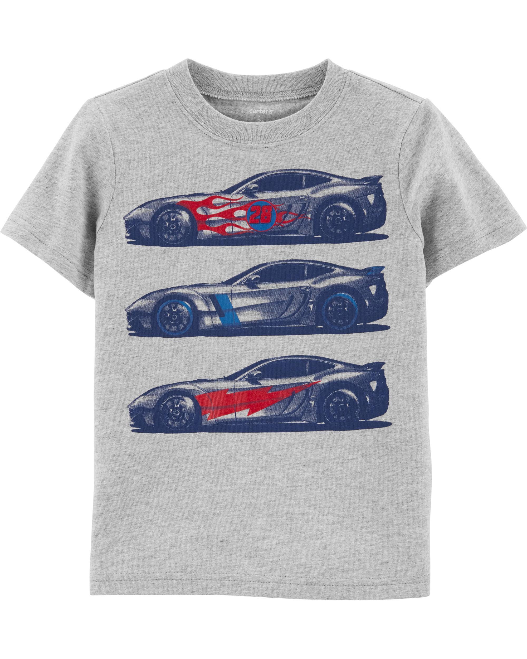 *CLEARANCE* Race Car Jersey Tee
