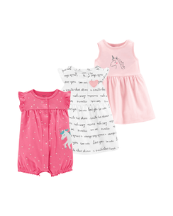 Baby Girl Dresses Rompers Carter S Free Shipping