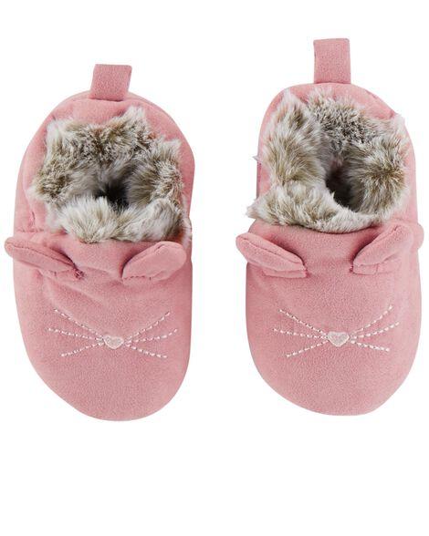 e5ffa888f89 Carter s Cat Slippers ...