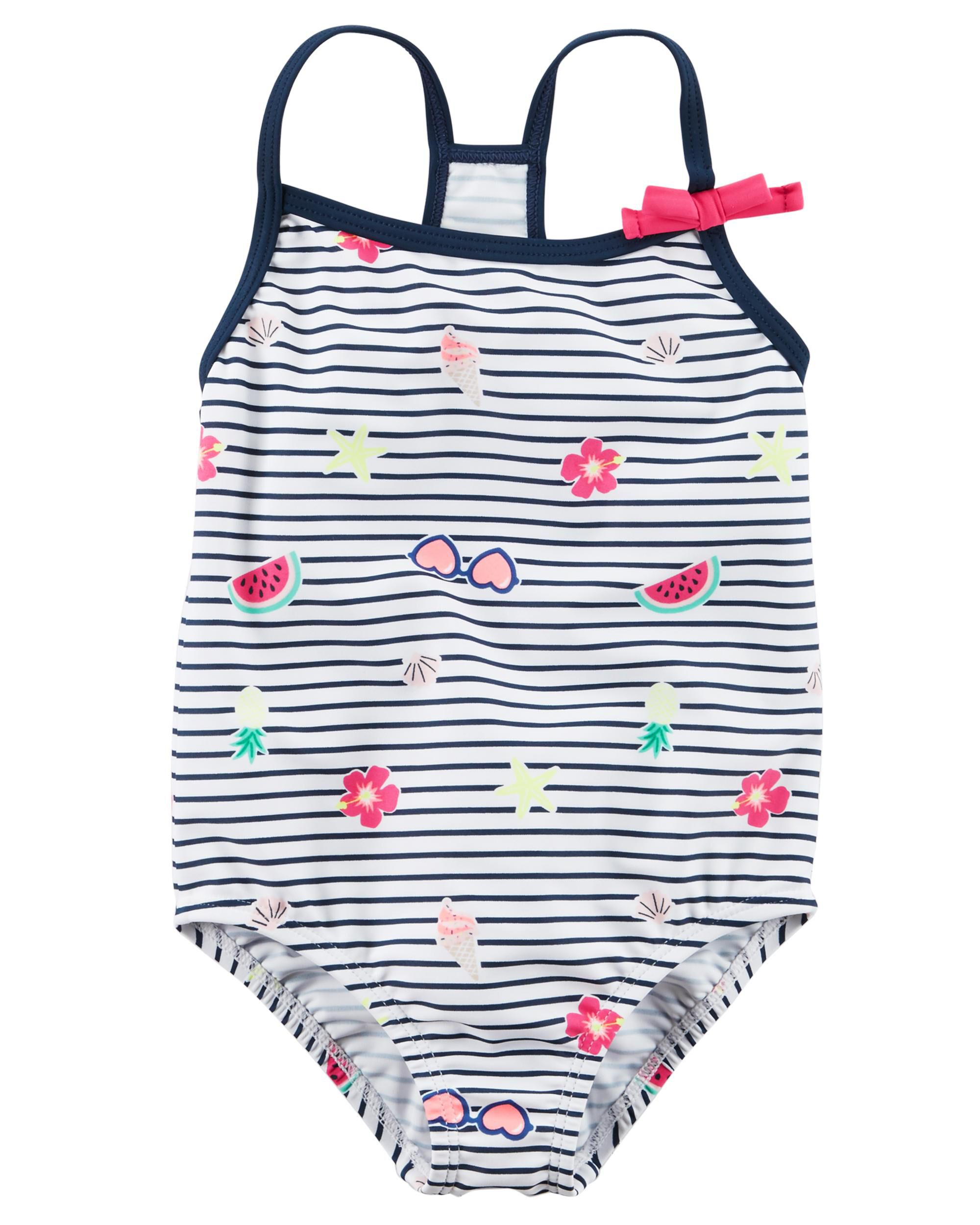 Carter S Bow Swimsuit Carters Com