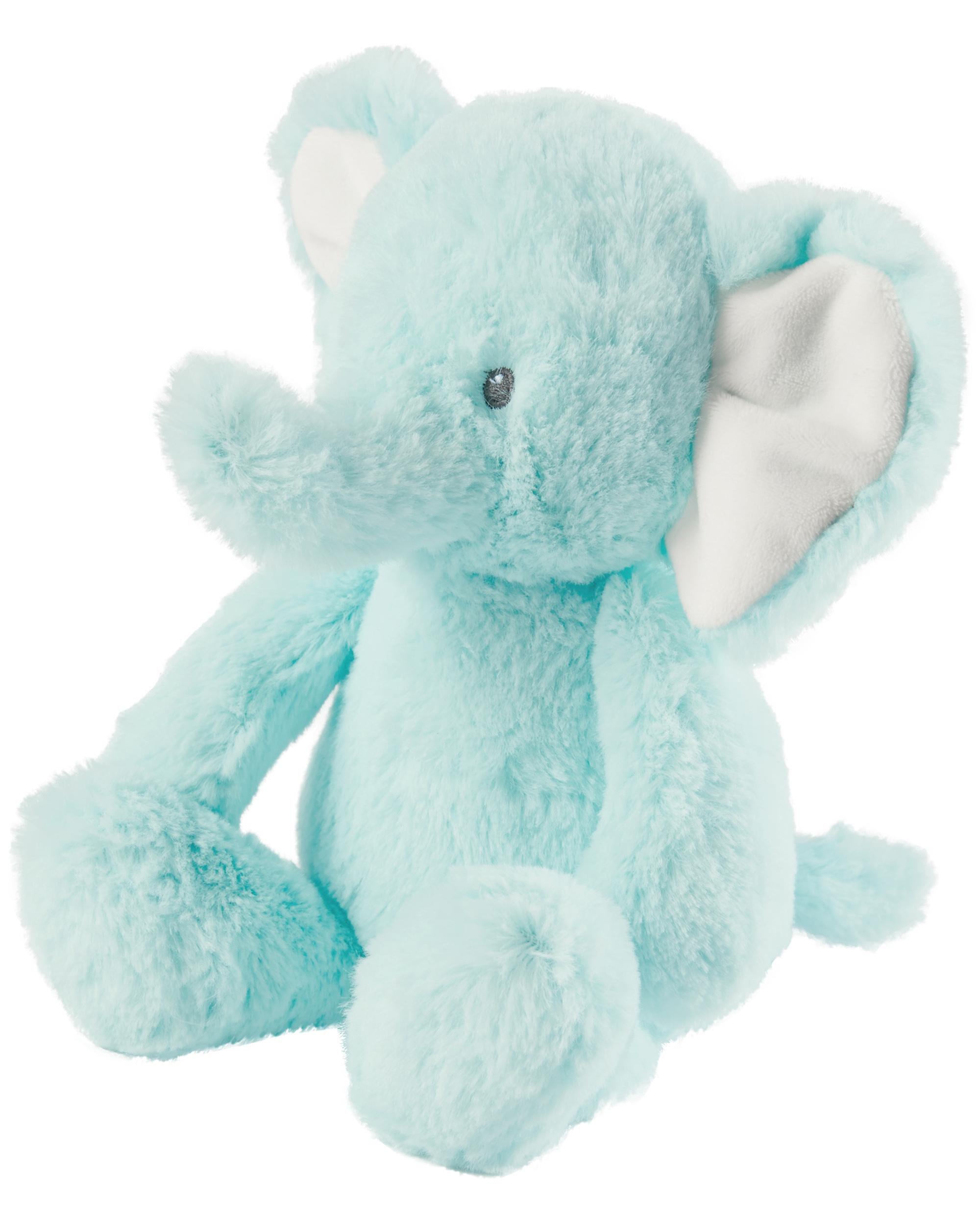 elephant plush carters com