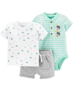b36f3b4ac Baby Boy Sets | Carter's | Free Shipping