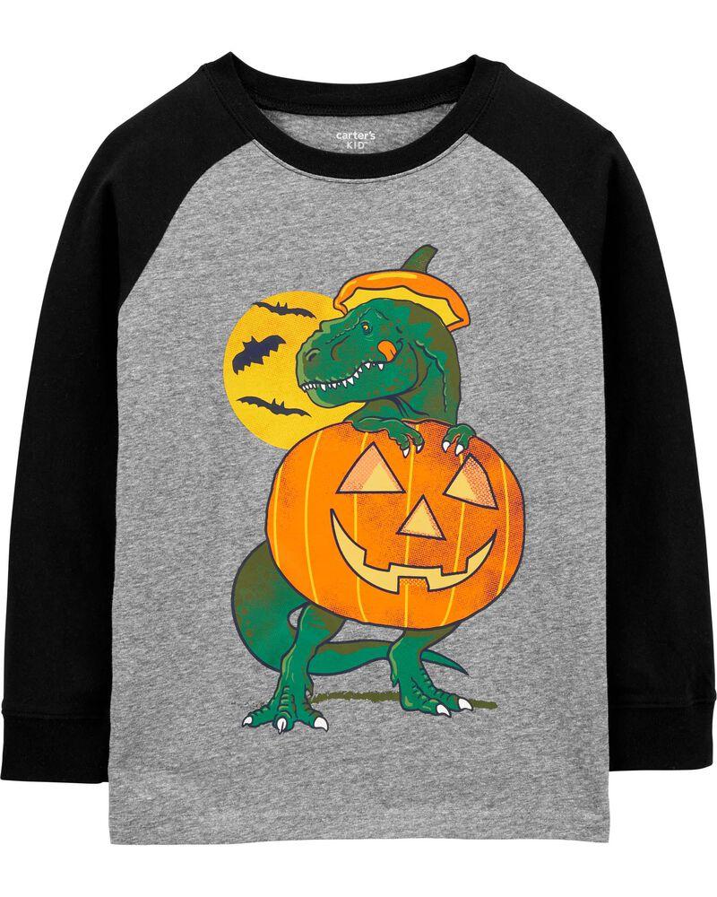 New Carter/'s Halloween Dinosaur Bats Jersey Tee Shirt Boy Kid Many Sizes
