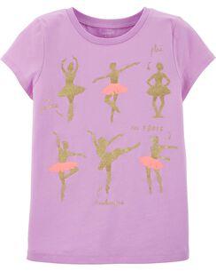 da997579 Girls' Shirts & Tops (Sizes 4-14) | Carter's | Free Shipping