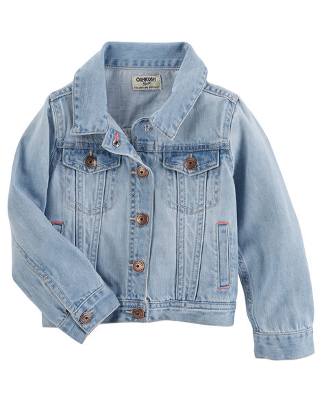 bfc45ac8b969 Baby Girl Denim Jacket