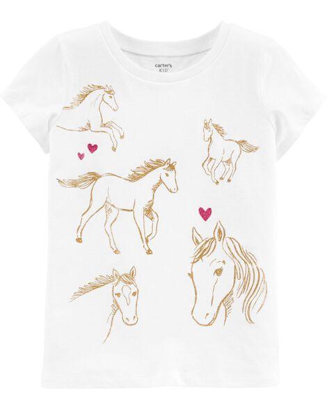 Horse Jersey Tee