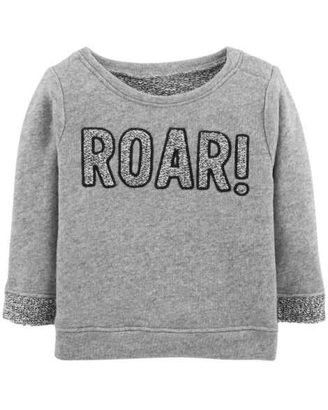 d08613008ce5 Roar French Terry Pullover