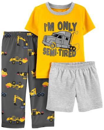 New Carter/'s Boys Rockets Pajama Snug Fit Shorts Toddler 4T,5T White Navy Multi