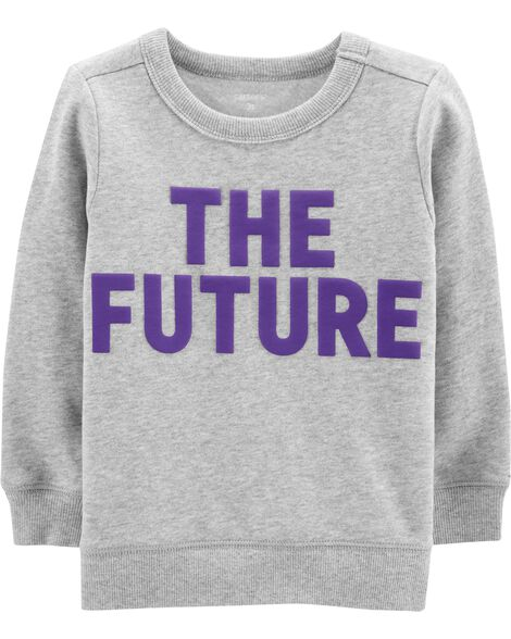 The Future Fleece Pullover