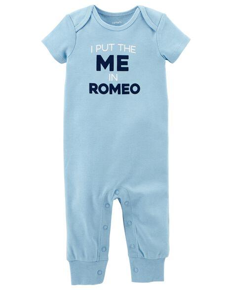 I Put The Me In Romeo Jumpsuit