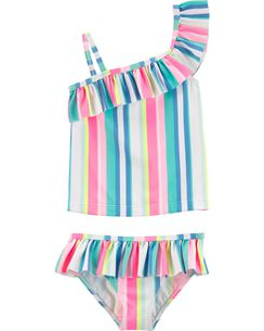 34cc714242404 Toddler Girl Swimwear: Bathing & Swim Suits | Carter's | Free Shipping