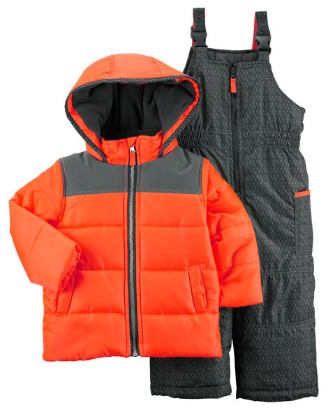 3ca163282 Snowsuit Set | Carters.com