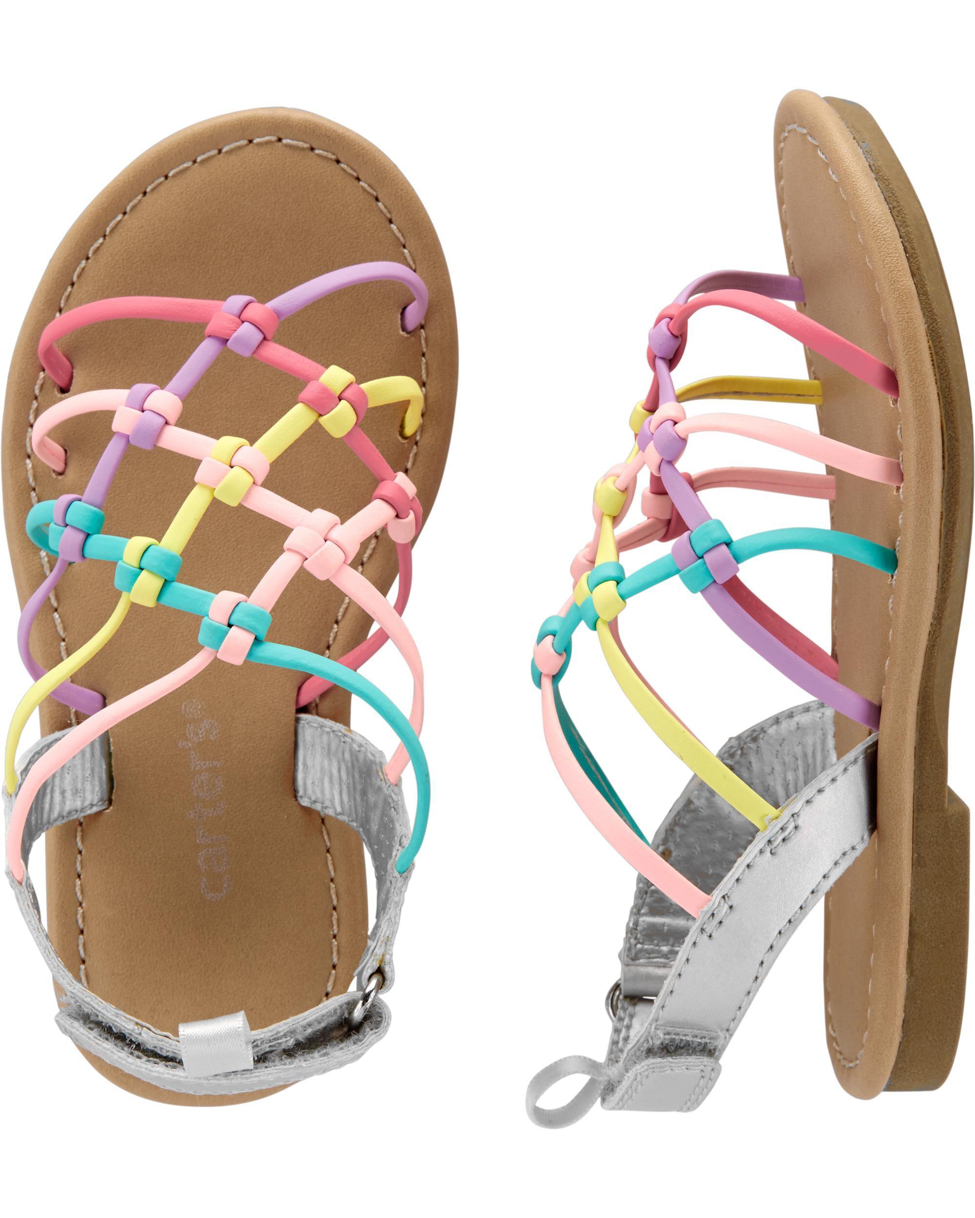Carter's Rainbow Sandals | carters.com