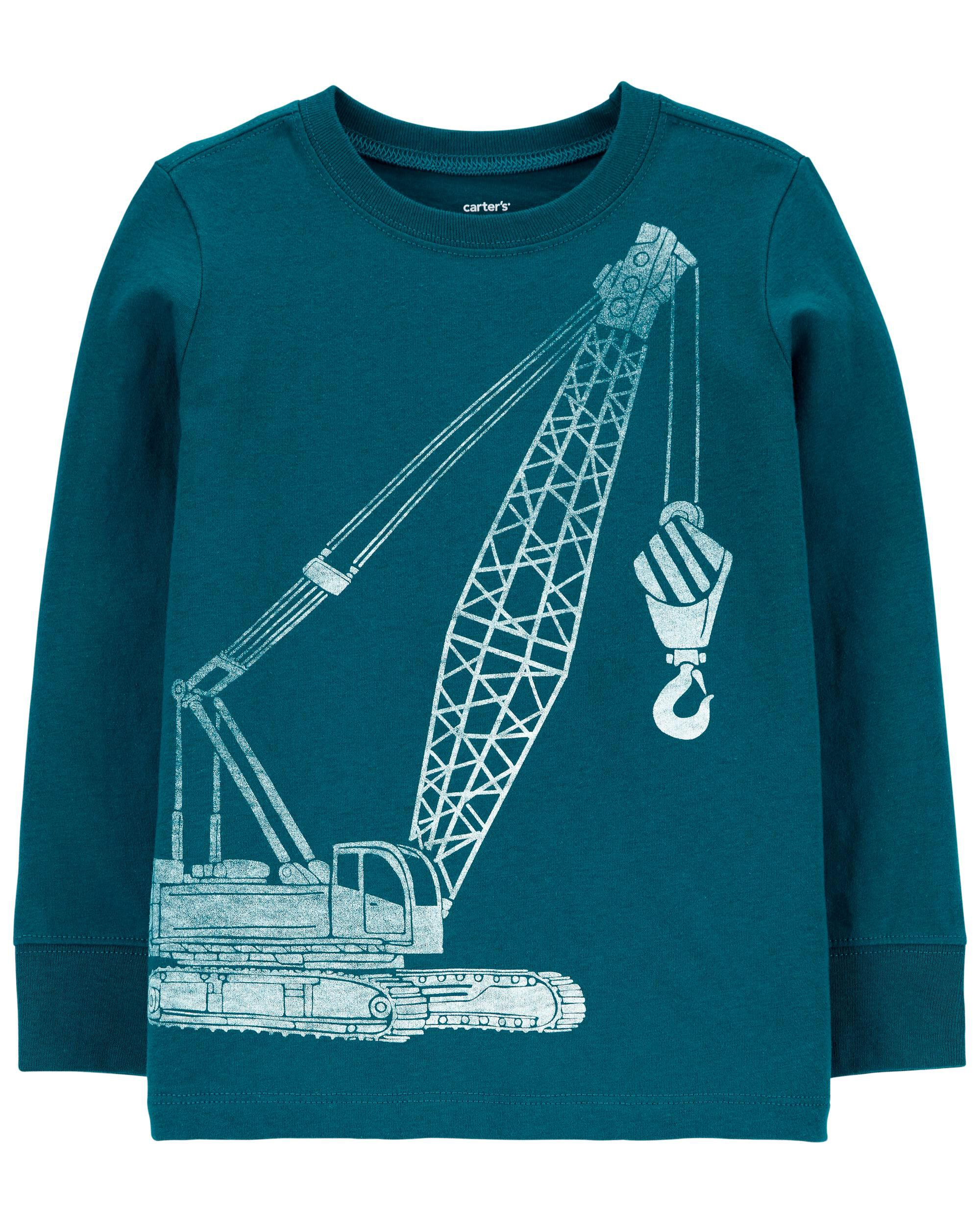 *CLEARANCE* Construction Jersey Tee