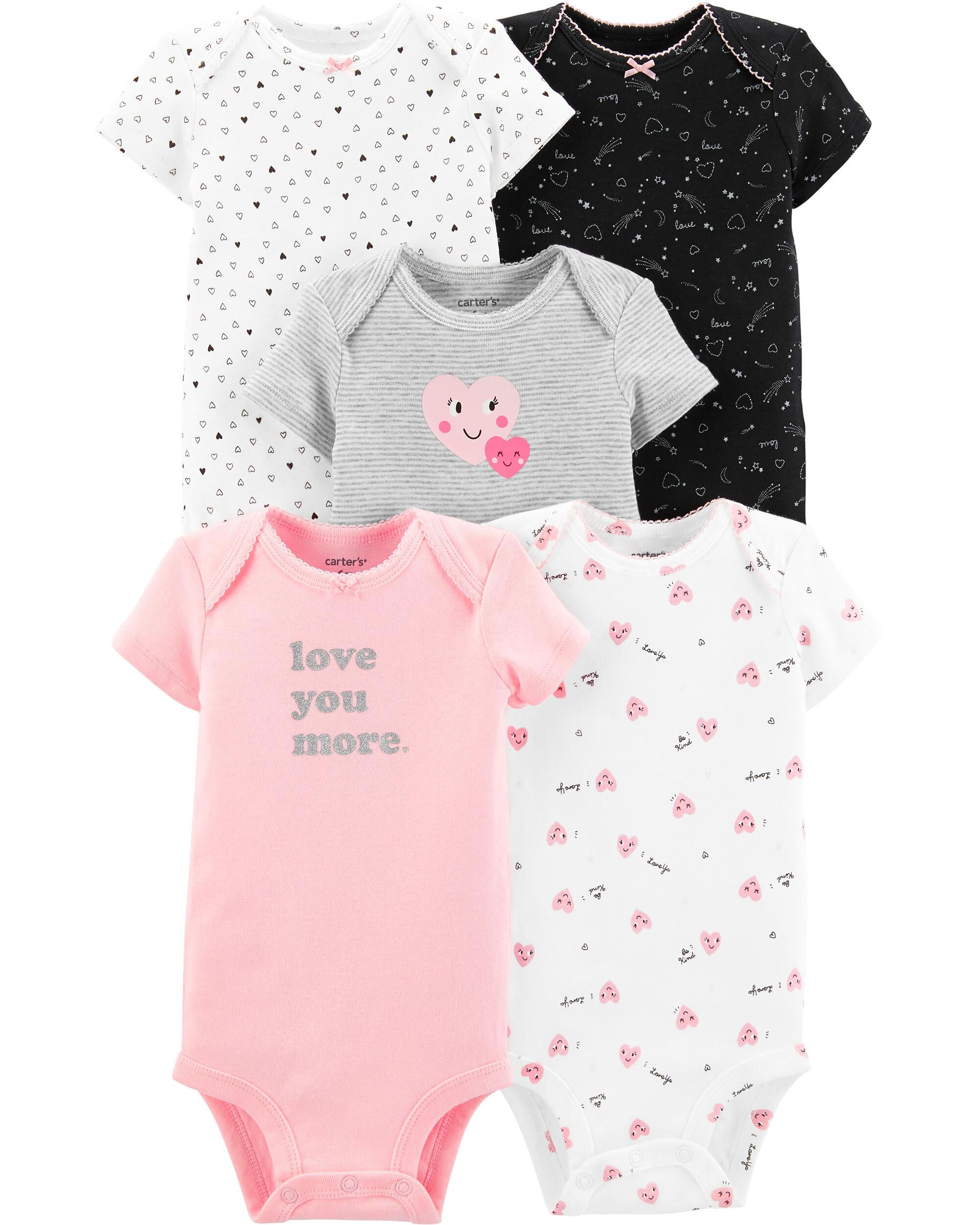 Hearty Baby Girls Next Up To 1 Month 100% Original Baby & Toddler Clothing Girls' Clothing (newborn-5t)