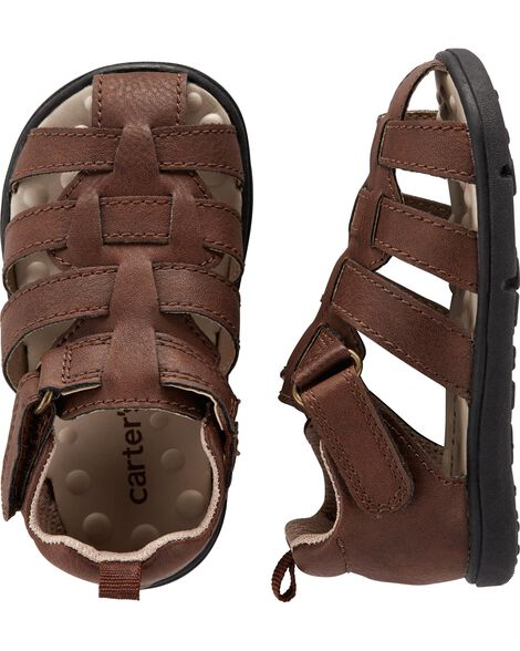 f38a7809ee2e Carter s Every Step Fisherman Sandals ...