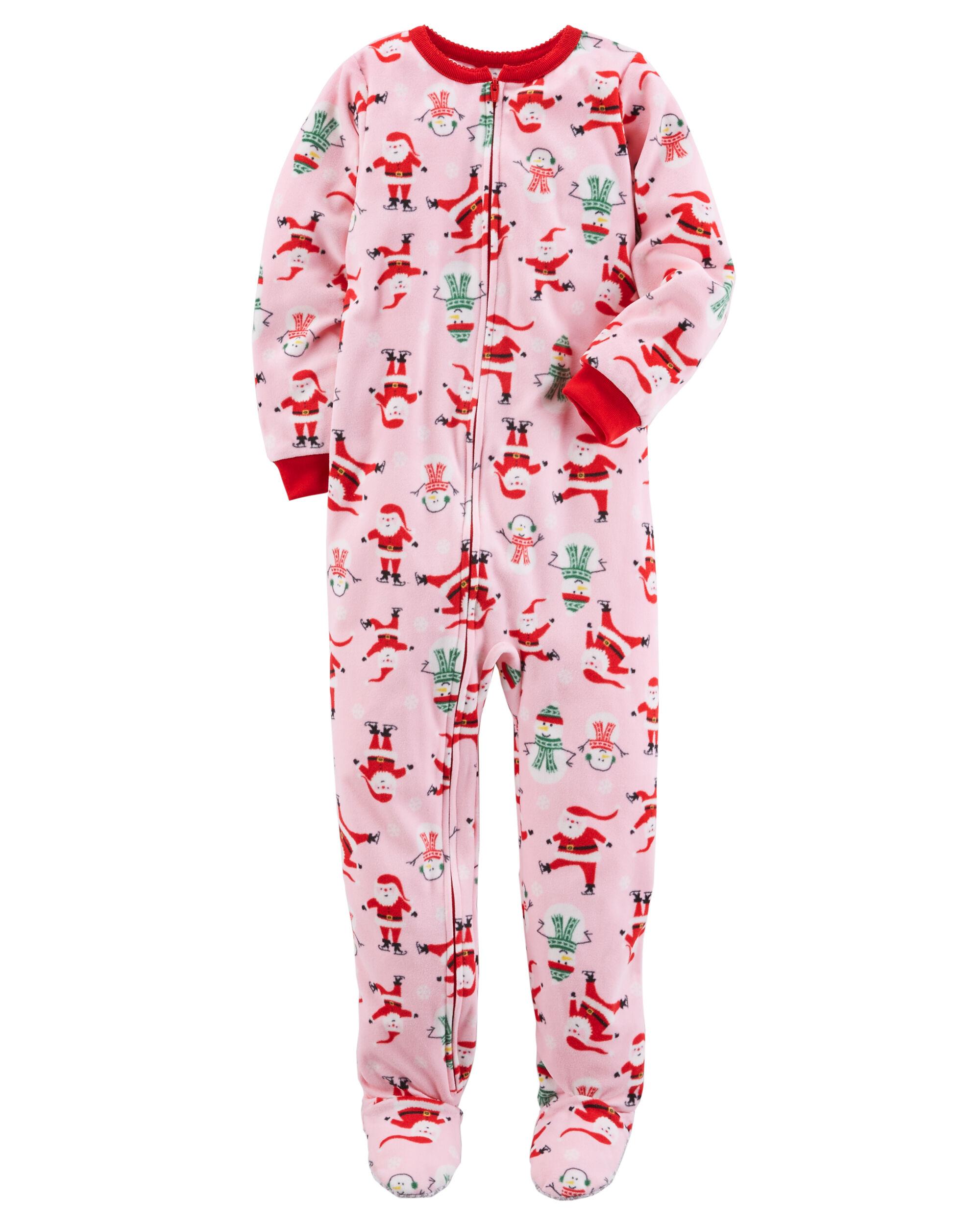 Baby Girl Christmas Pajamas | Free Shipping | Carter's