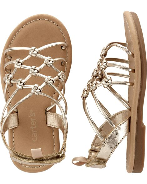 813a9807b238 Carter s Strappy Sandals ...
