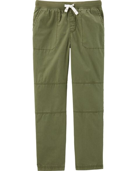 38b57e487 Everyday Pull-On Pants | Carters.com