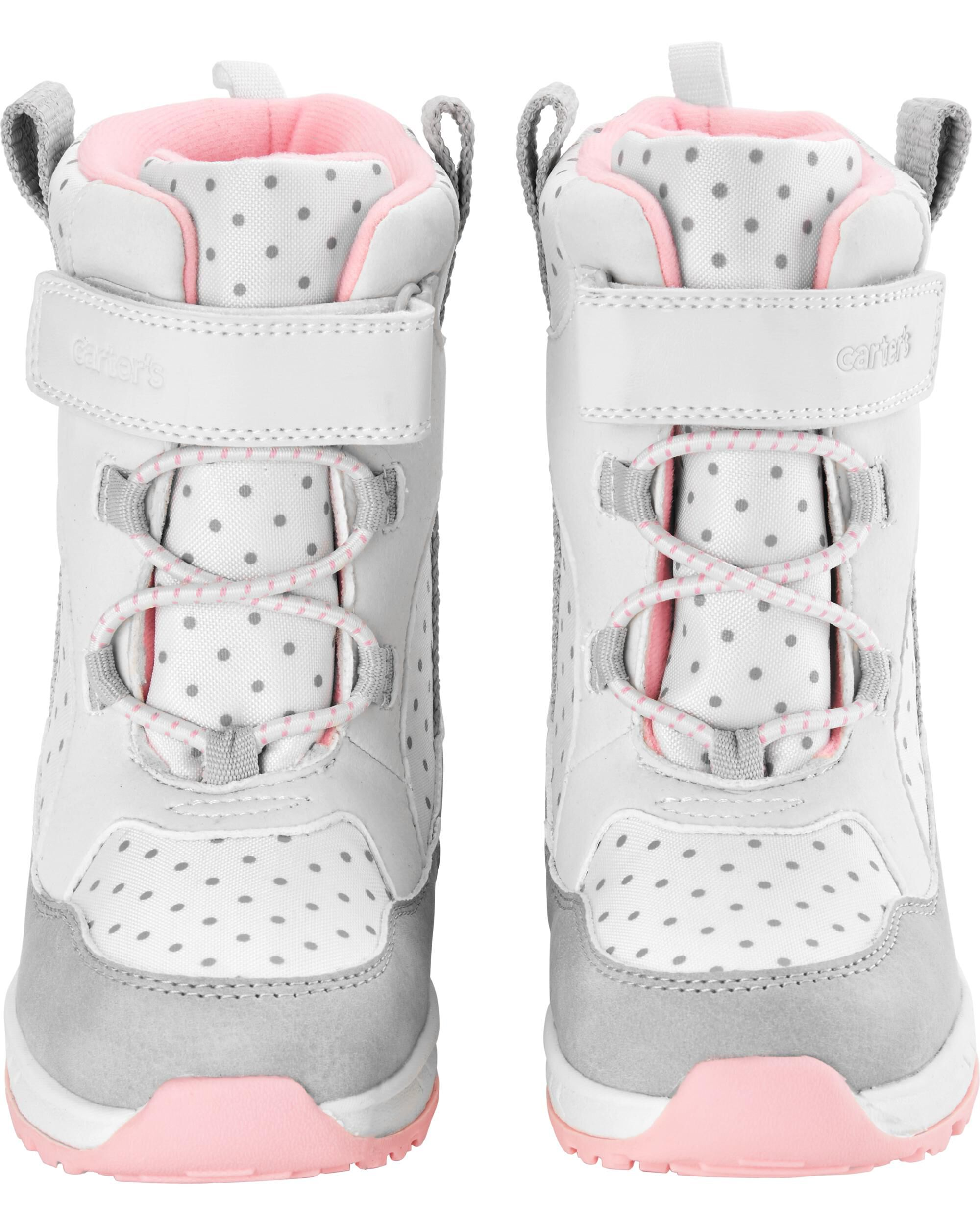 Girl Shoes: Snow Boots   Carter's