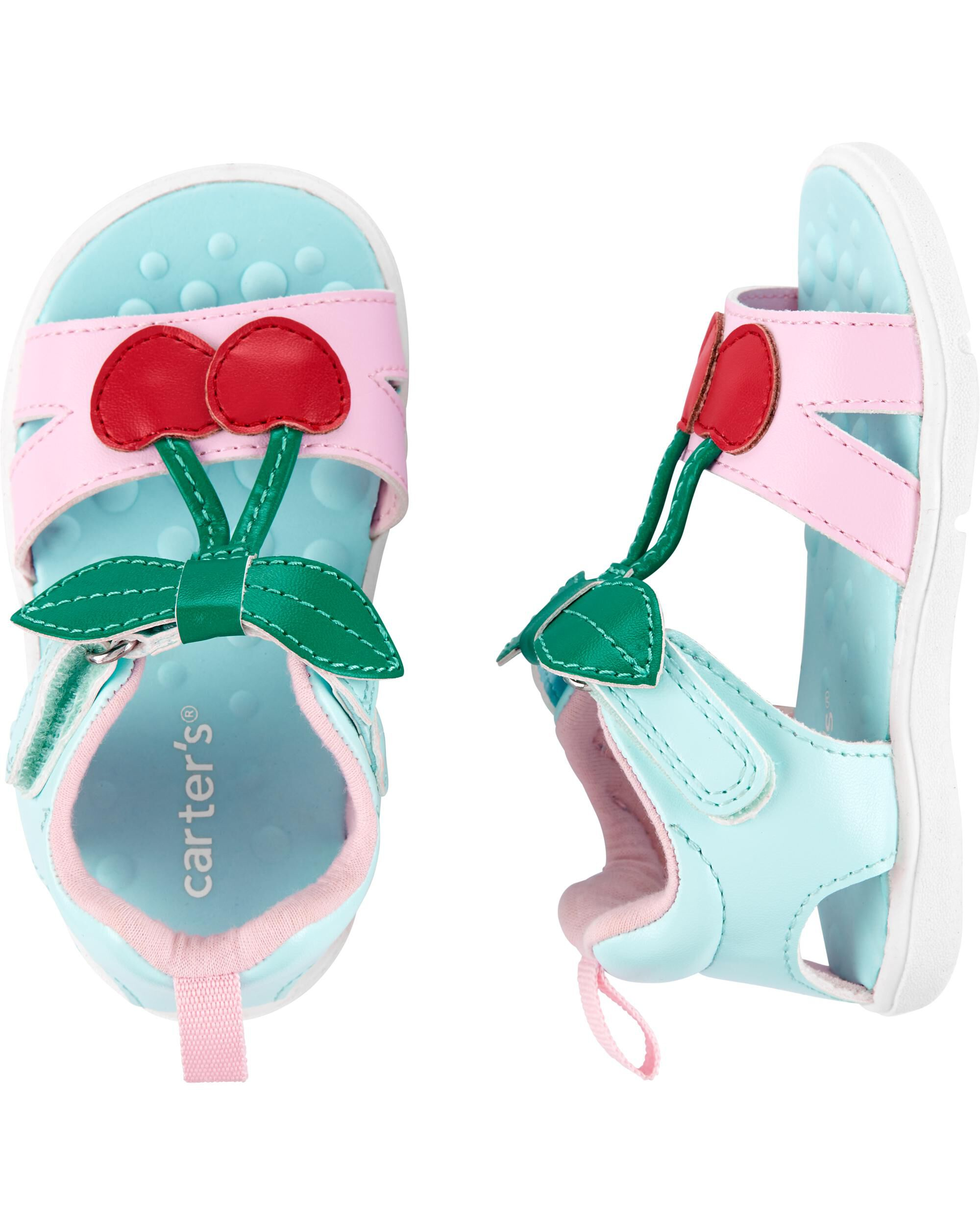 Cherry Every Step Sandals | carters