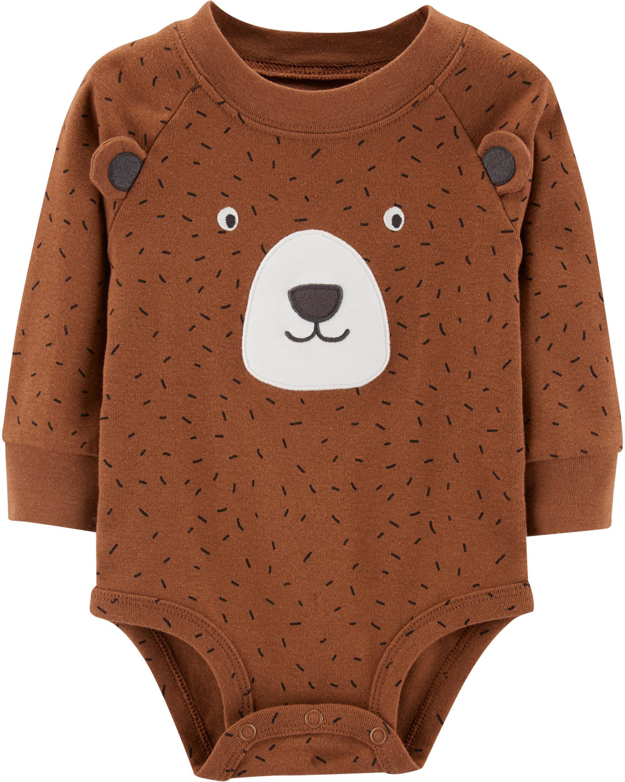 *DOORBUSTER*Bear Collectible Bodysuit