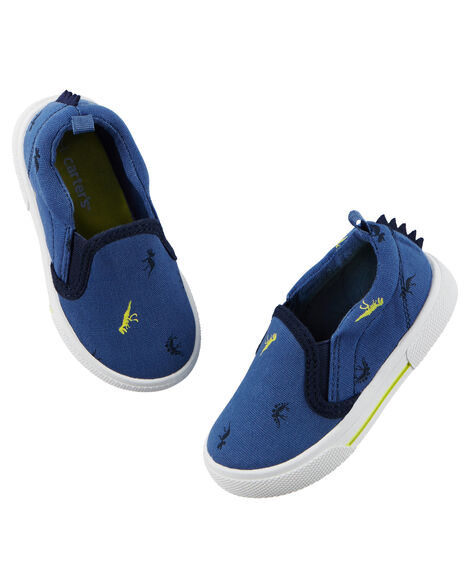 Images. Carter s Slip-On Dino Shoes 980475616df
