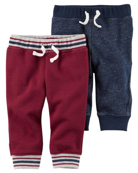9e73d63d3 2-Pack Fleece Pants