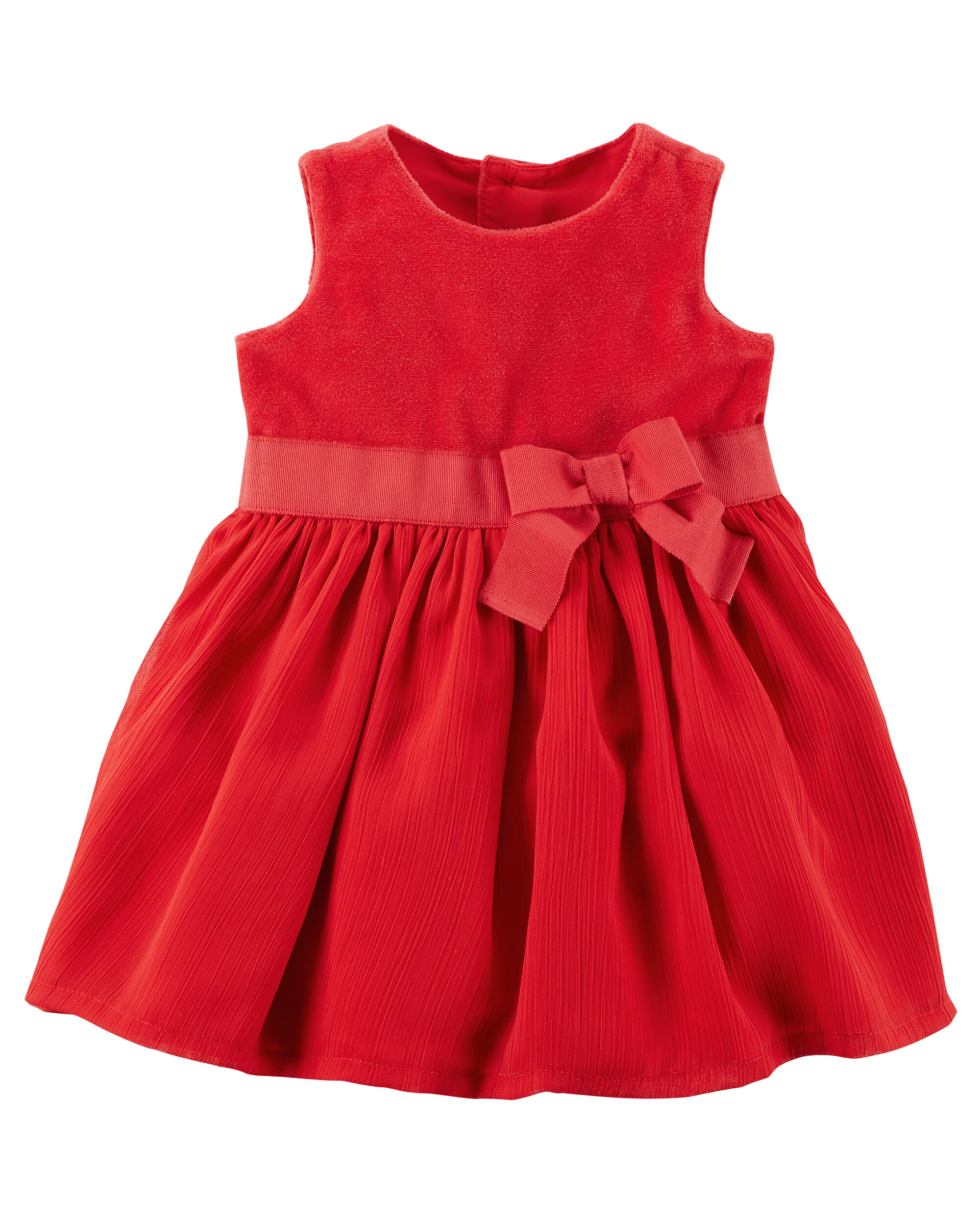 Baby Girl Christmas Dresses & Outfits | Free Shipping | Carter's