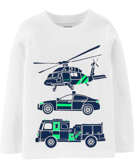 Rescue Vehicle Jersey Tee