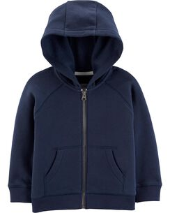 a1d79a71acd5 Zip-Up Fleece-Lined Hoodie