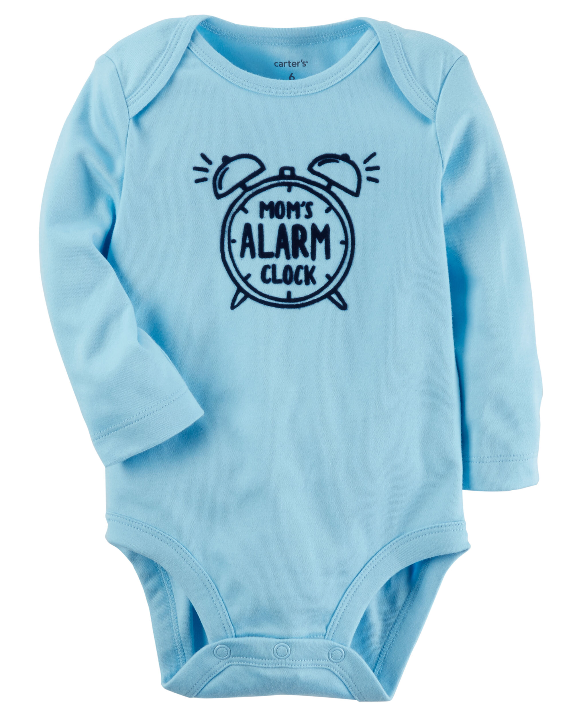 Mom s Alarm Clock Collectible Bodysuit