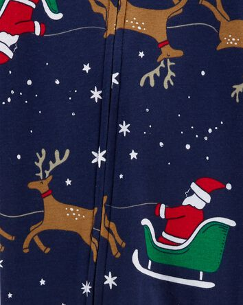 1-Piece Reindeer 100% Snug Fit Cott...
