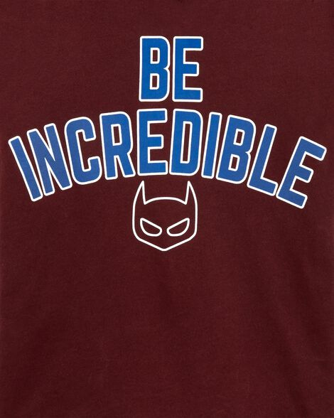 Be Incredible Jersey Tee