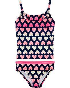 347a42ffdb Baby Girl Swimwear & Bathing Suits | OshKosh | Free Shipping