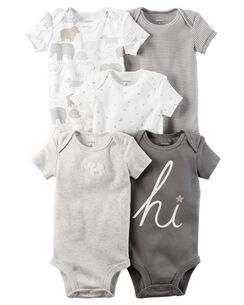 Baby Girl One Piece Bodysuits Carter S Free Shipping