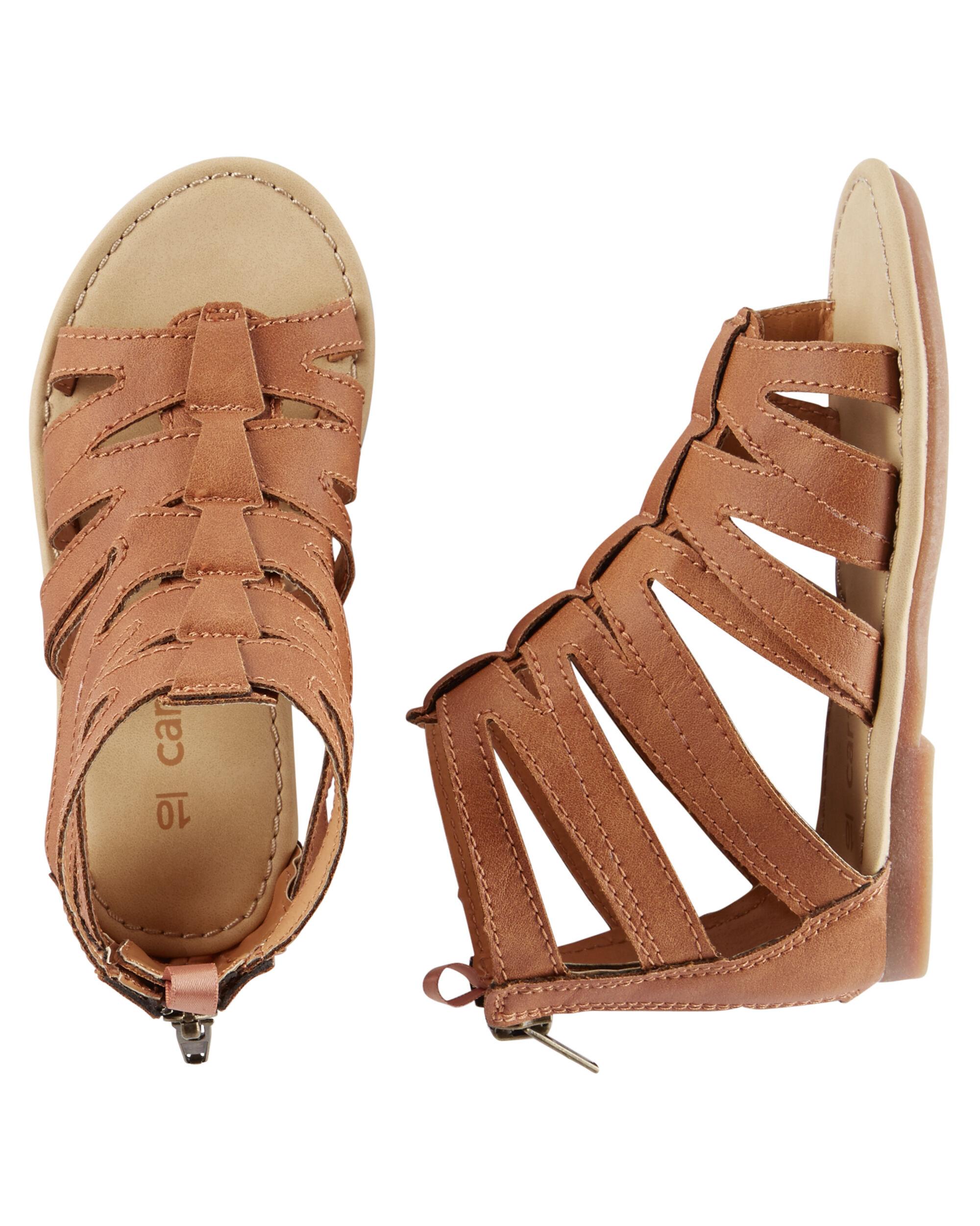 Carter's Gladiator Sandals | carters.com